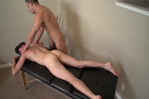 The bareback Massage