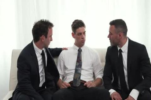 MormonBoyz - Two Hung Religious males plow A Missionary lad
