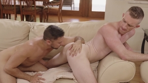 Icon Male - Shane Jackson gets ass licked sex tape