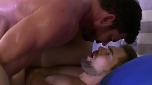 IconMale.com - Mature Billy Santoro reality fucks in the ass