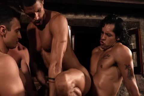 Ibrahim Moreno unprotected DP orgy LVP258 01 bare Double Penetrations 4 Stuffed Scene 1