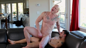 Next Door Raw - Muscled Roman Eros rimming