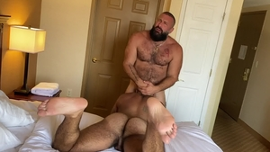 ExtraBigDicks.com - Inked Atlas Grant with Alex Tikas rimming
