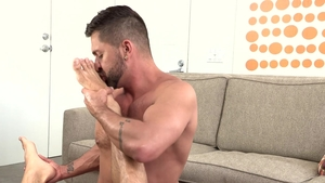 DylanLucas - Athletic Dominic  Pacifico rimming