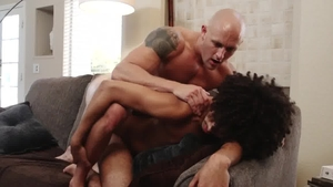 Falcon Studios - Derek Cline anal interracial