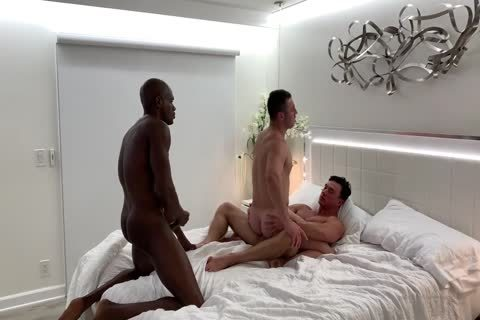 nasty gay pound With Muscled Hunks At Home