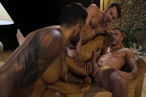 anal Rammed (Rimmed) bare